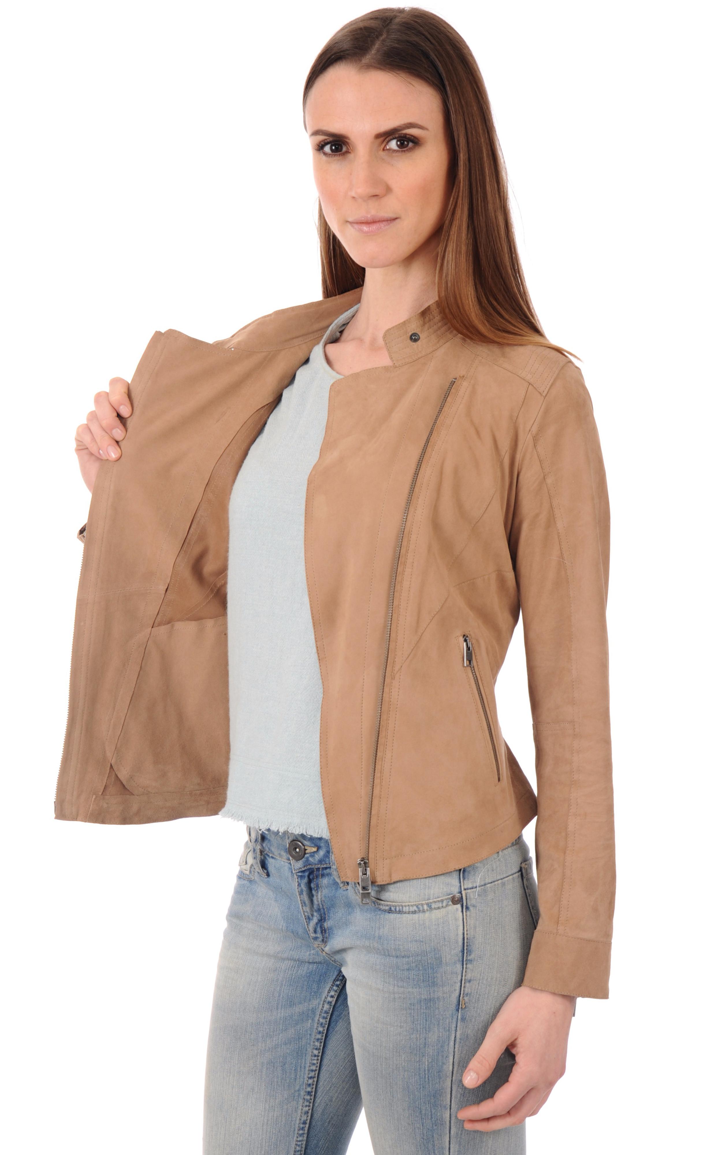 veste en daim beige femme manteau femme col fourrure moto veste en daim beige robe rose cheveux noi. Black Bedroom Furniture Sets. Home Design Ideas