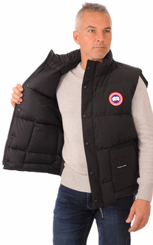 Gilet Freestyle Black