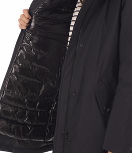 Parka 2 en 1 Noire Femme Woolrich