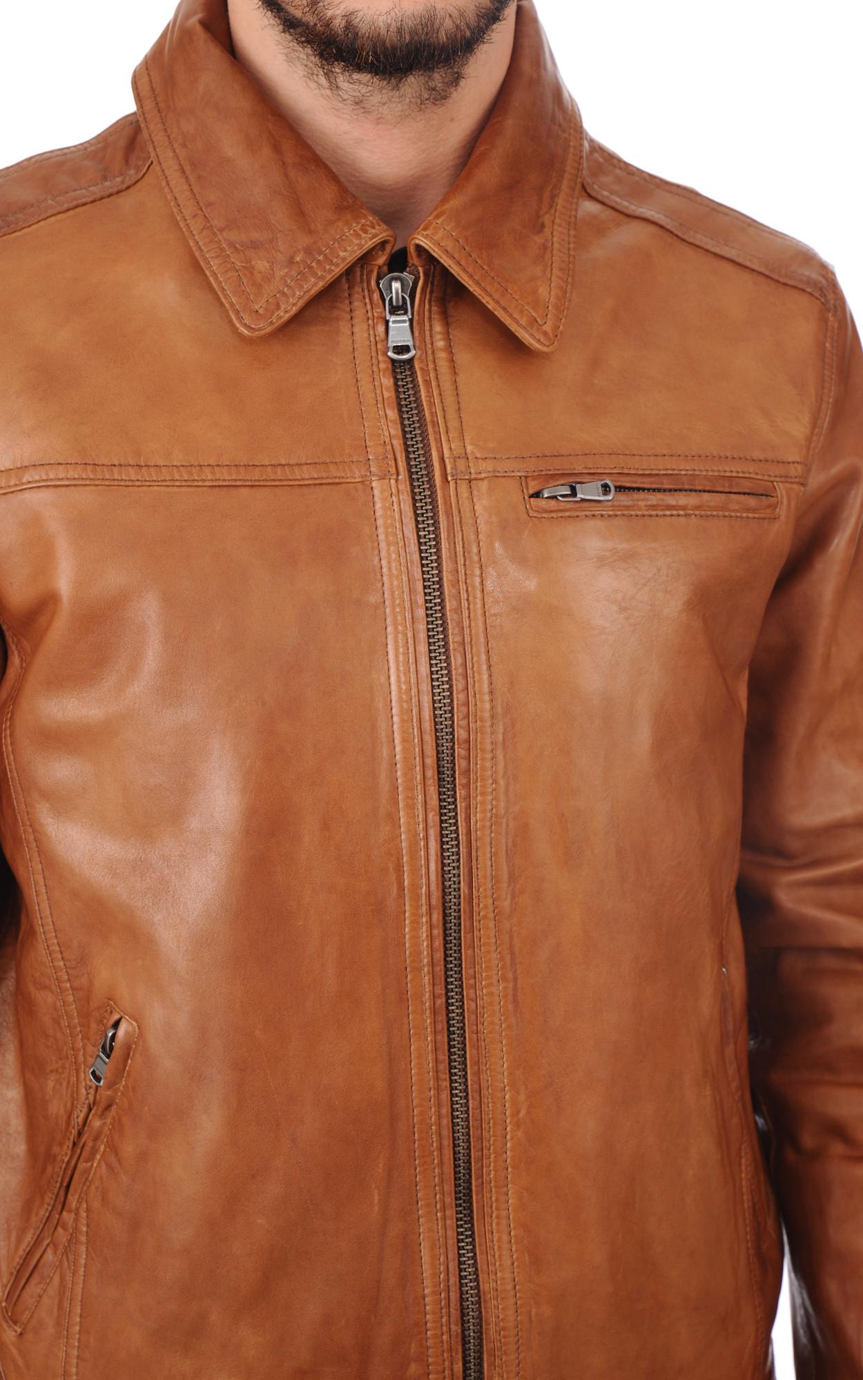 Blouson Major Cognac Daytona 73