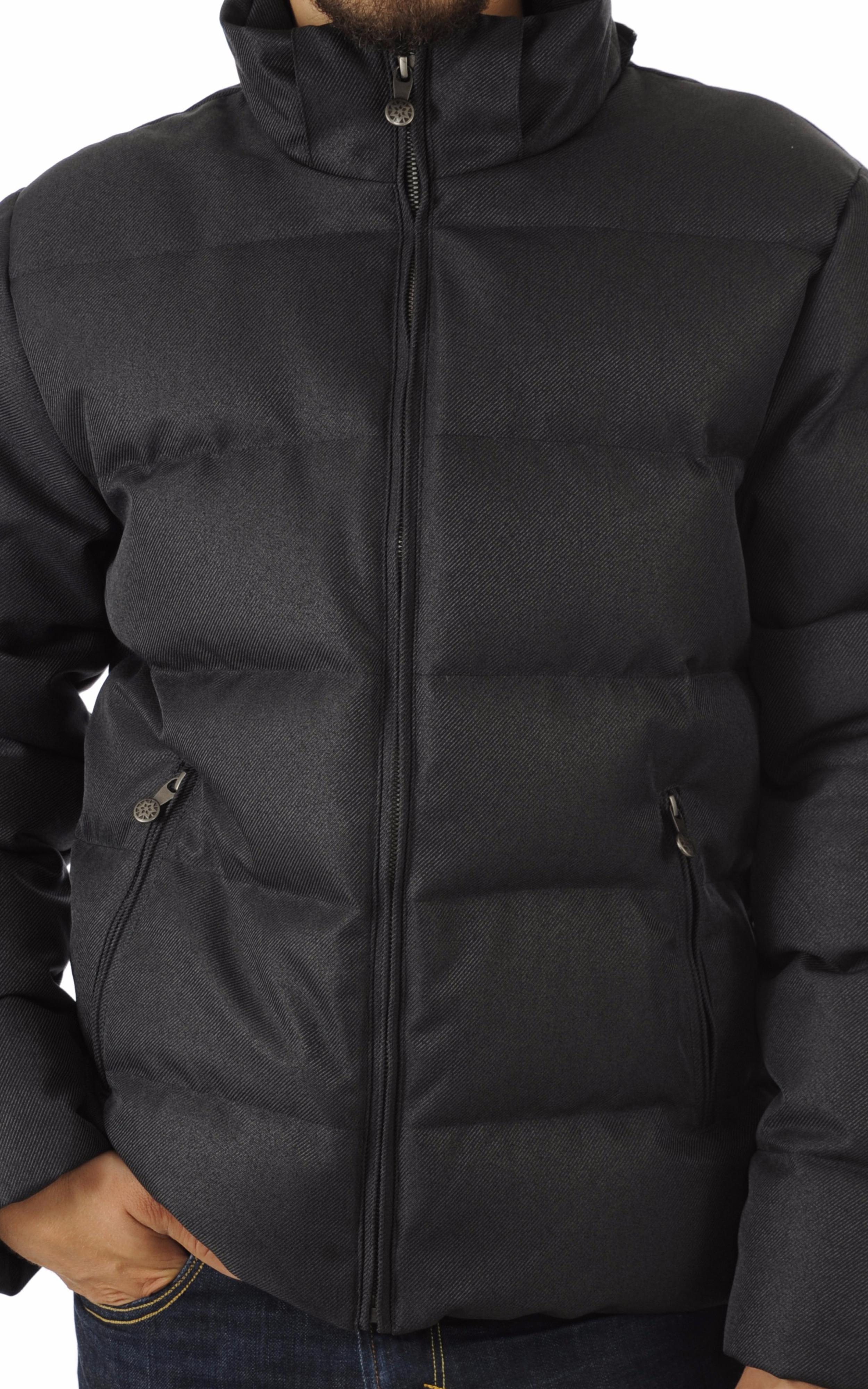 Doudoune Spoutnic Jacket Gris Foncé Pyrenex