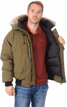 Blouson Chilliwack military green