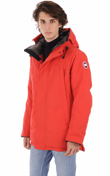 Parka Sanford rouge1