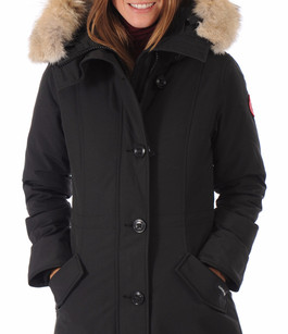 Parka Rossclair Noir Canada Goose