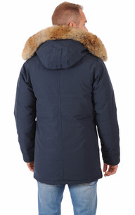 Parka The Chateau Ink Blue