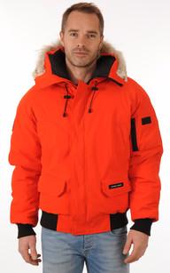Blouson Chilliwack Monarch Orange1