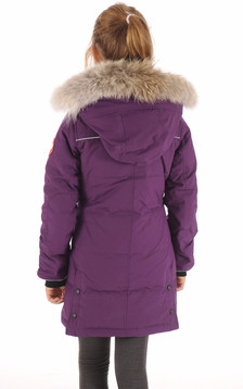 Parka Juniper Artic Dusk