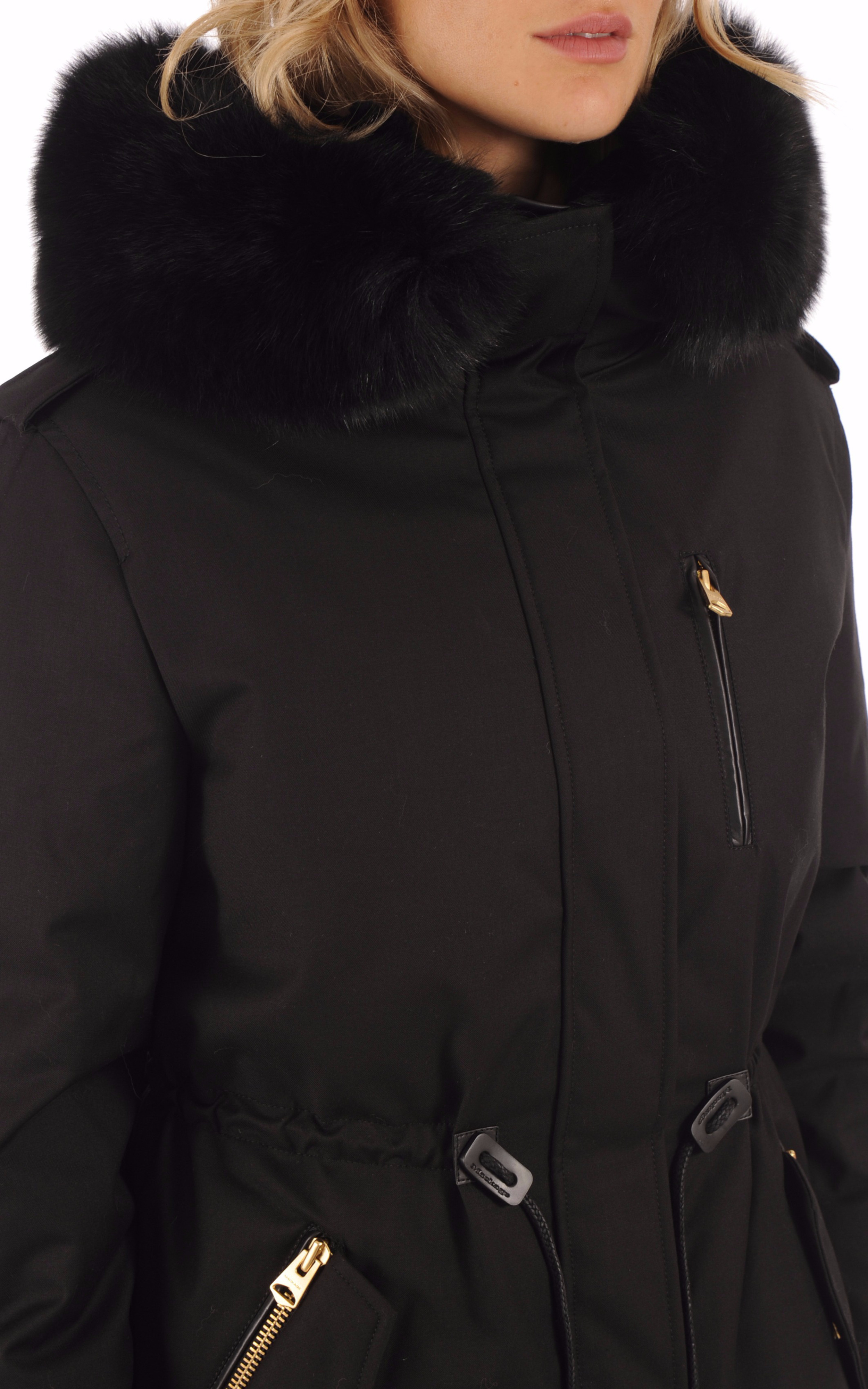 Parka Chara-X Noire Mackage