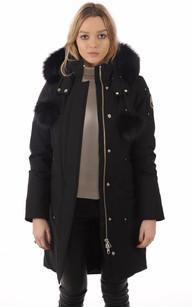 Parka Stirling Femme Black/Black