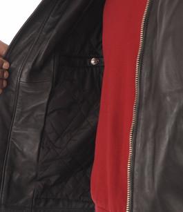 Blouson Motard LC Fuel Noir Schott