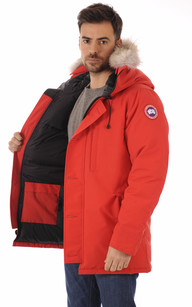 Parka The Chateau Red