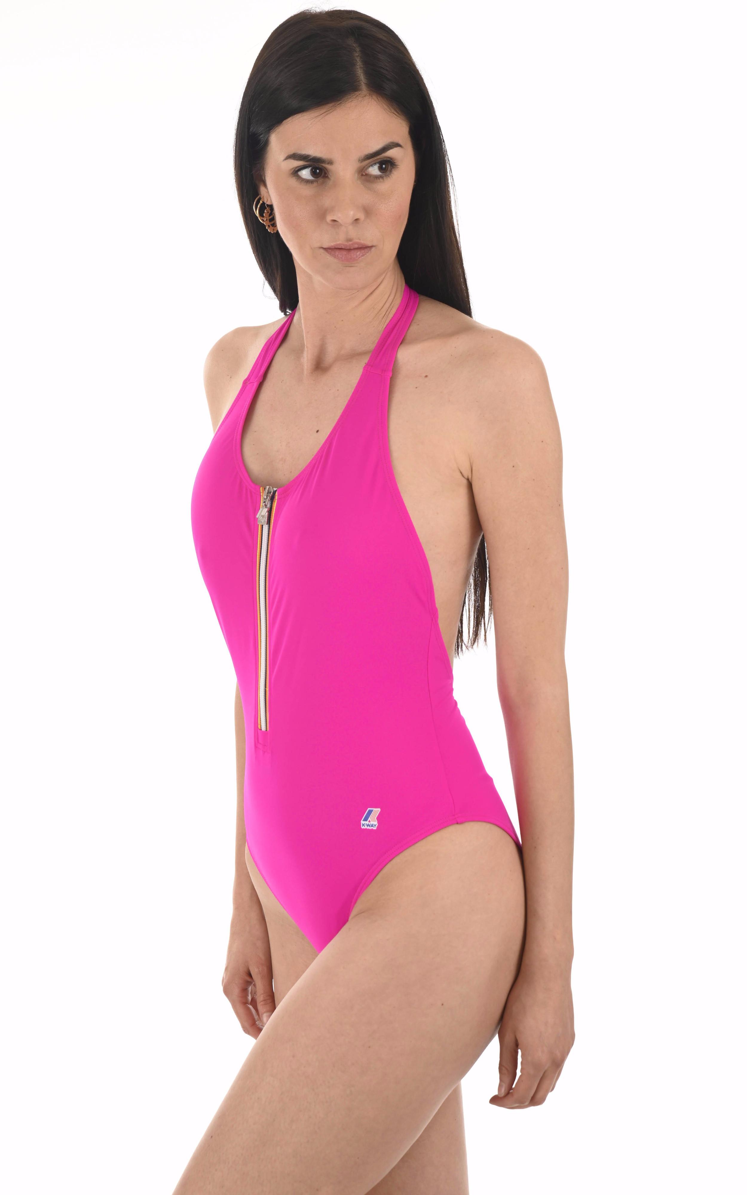 Maillot de bain Sylvie Beach rose K-Way