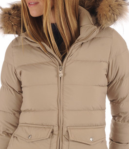Doudoune Authentic Jacket Beige Pyrenex