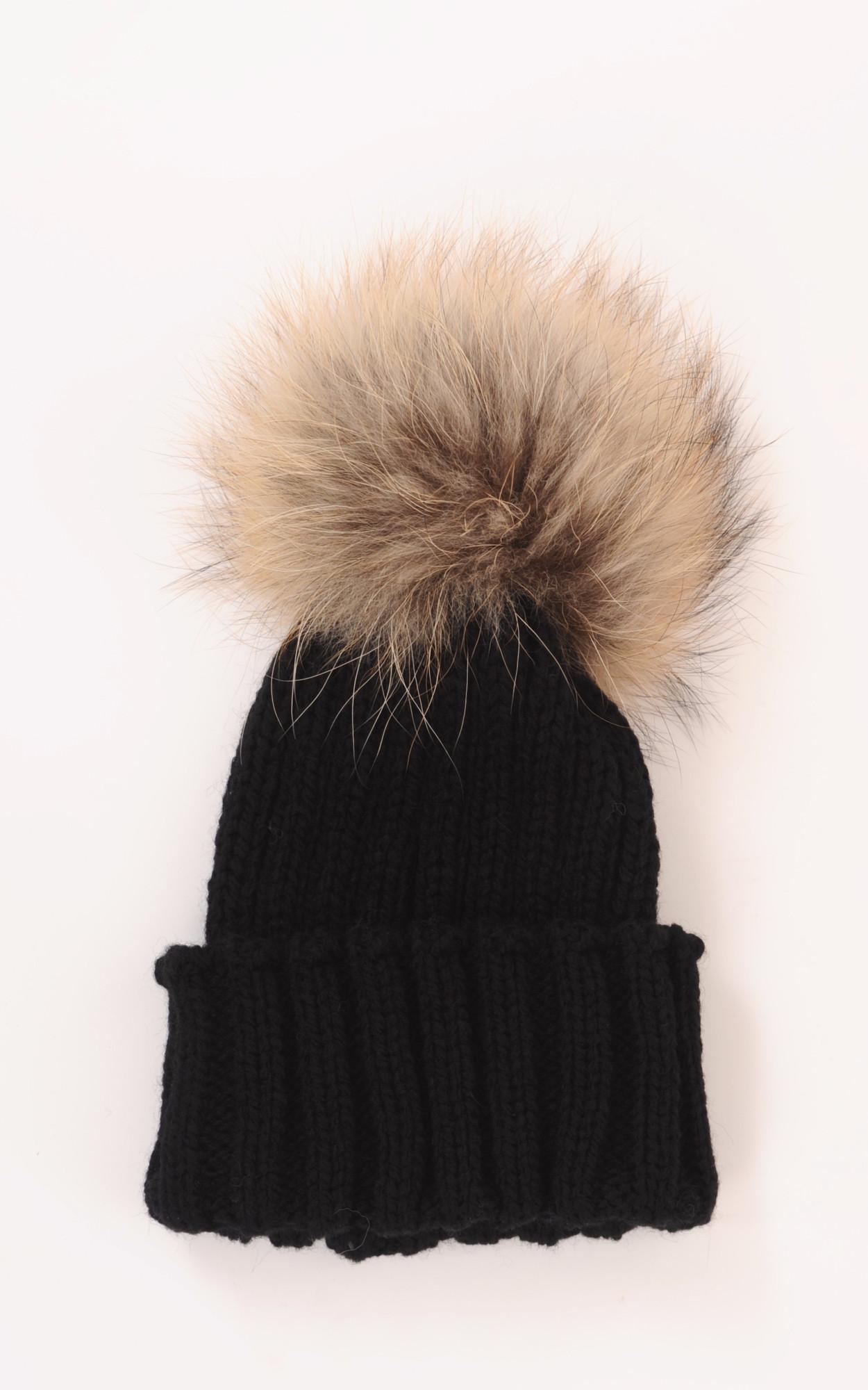 bonnet canada goose pompon