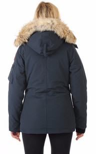 Parka Montebello INK Blue