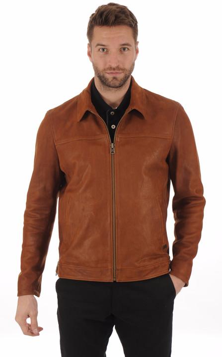 style exquis nuances de meilleur authentique Chevignon Homme | Blouson cuir, veste en cuir et ceintures ...