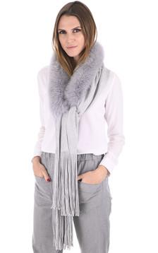 Etole laine et renard grise