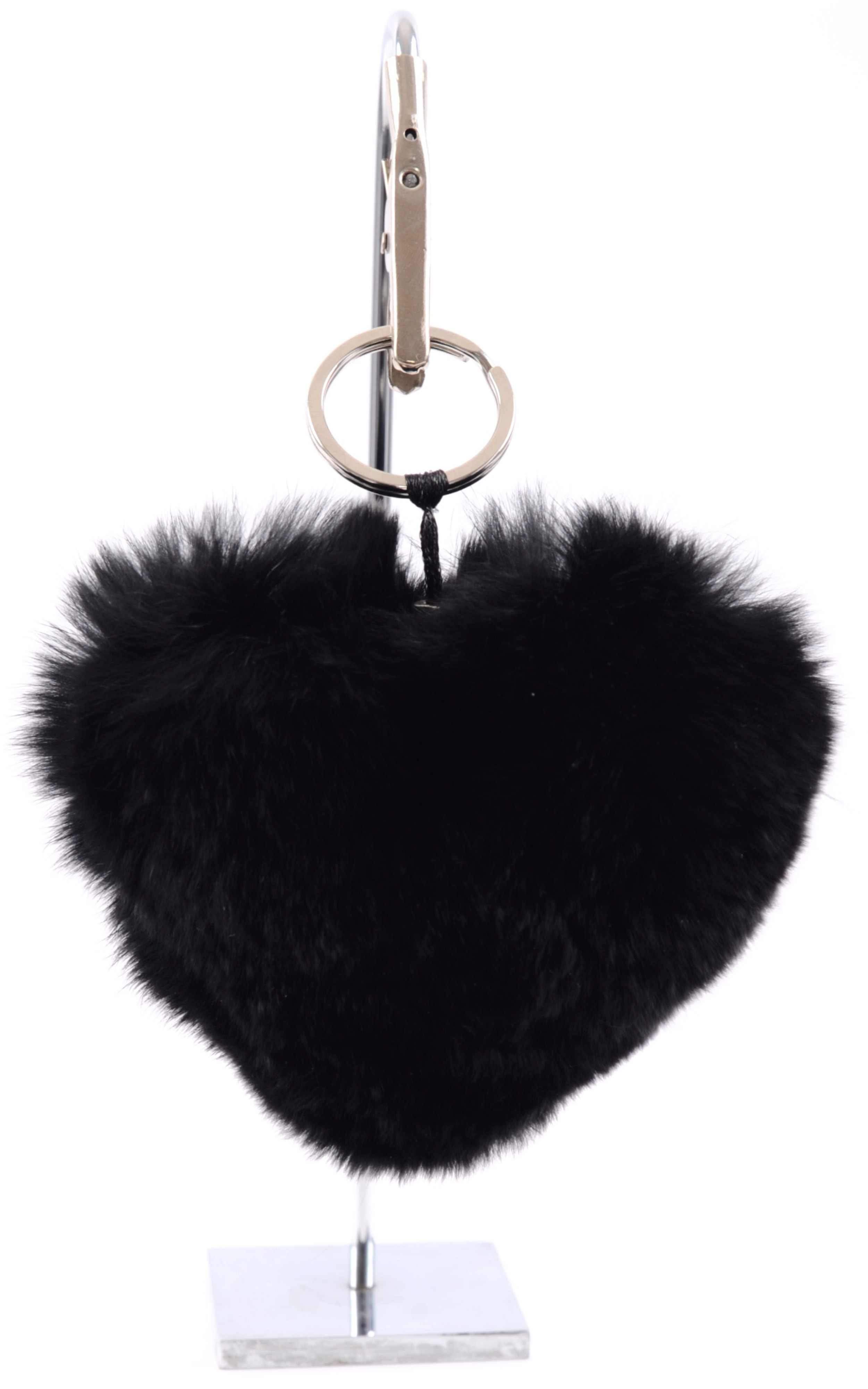 Porte-clé Herz noir Tsanikidis