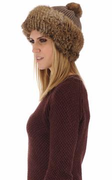 Bonnet Textile & Fourrure