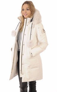 Parka Stirling Femme White-White