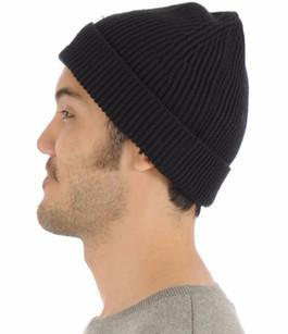 Bonnet Arleno noir Pyrenex