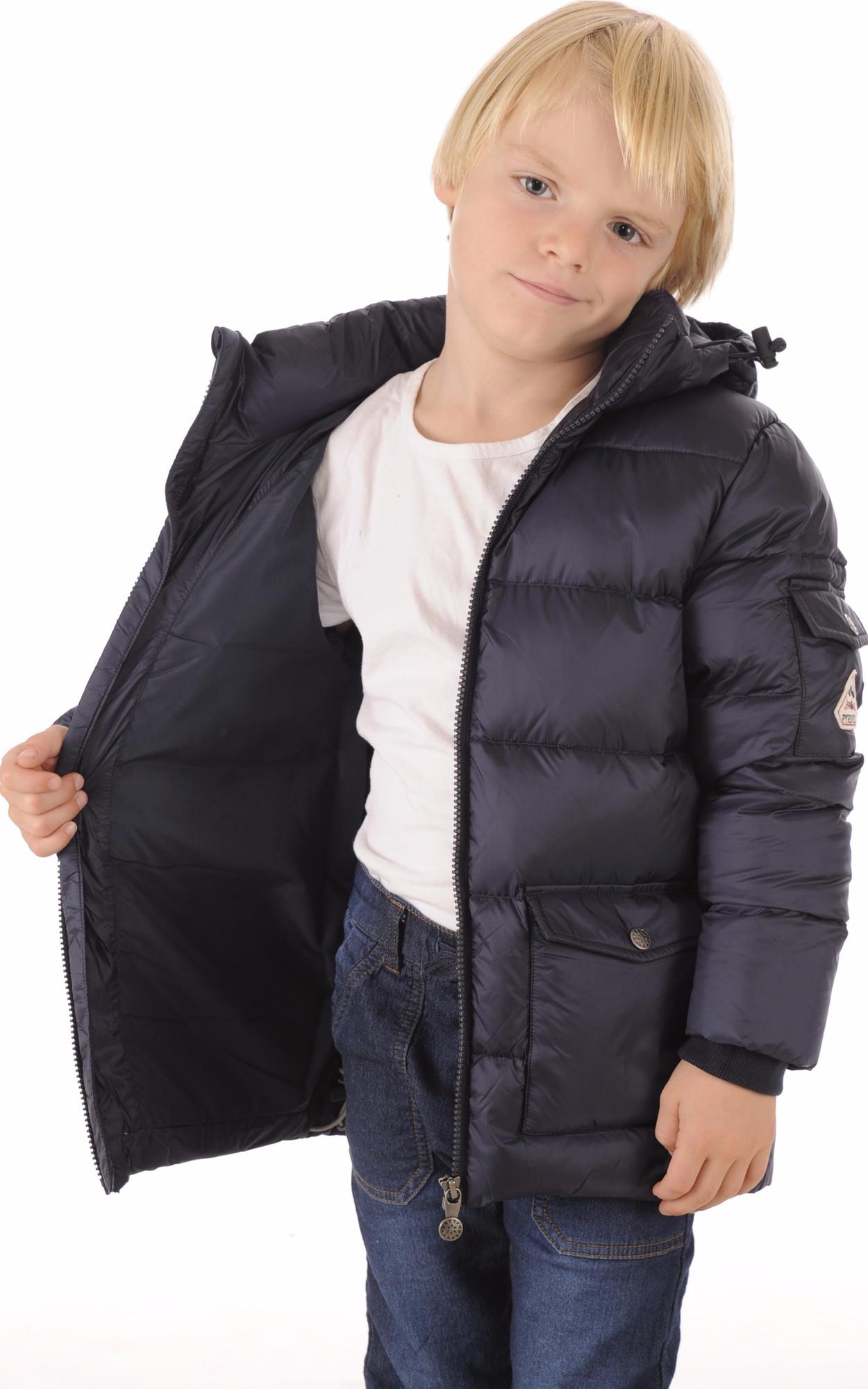 Doudoune Authentic Jacket Bleu Marine
