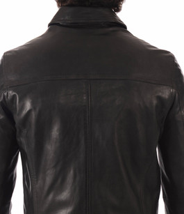 Blouson Major Cuir Noir Daytona 73