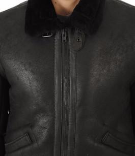Bombardier Top Gun Noir Serge Pariente