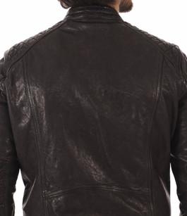Blouson Motard Noir Homme Daytona 73