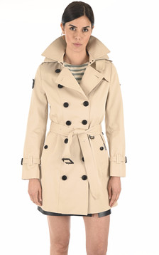 Trench The Slim beige