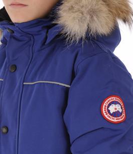 Combinaison Grizzly Bleu Canada Goose