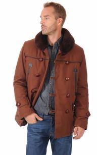 Vente de veste en cuir