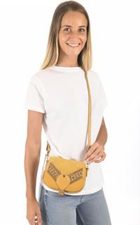 Mini sac Pola moutarde