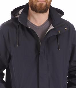 Imperméable Homme Cote Vertu Navy Moose Knuckles