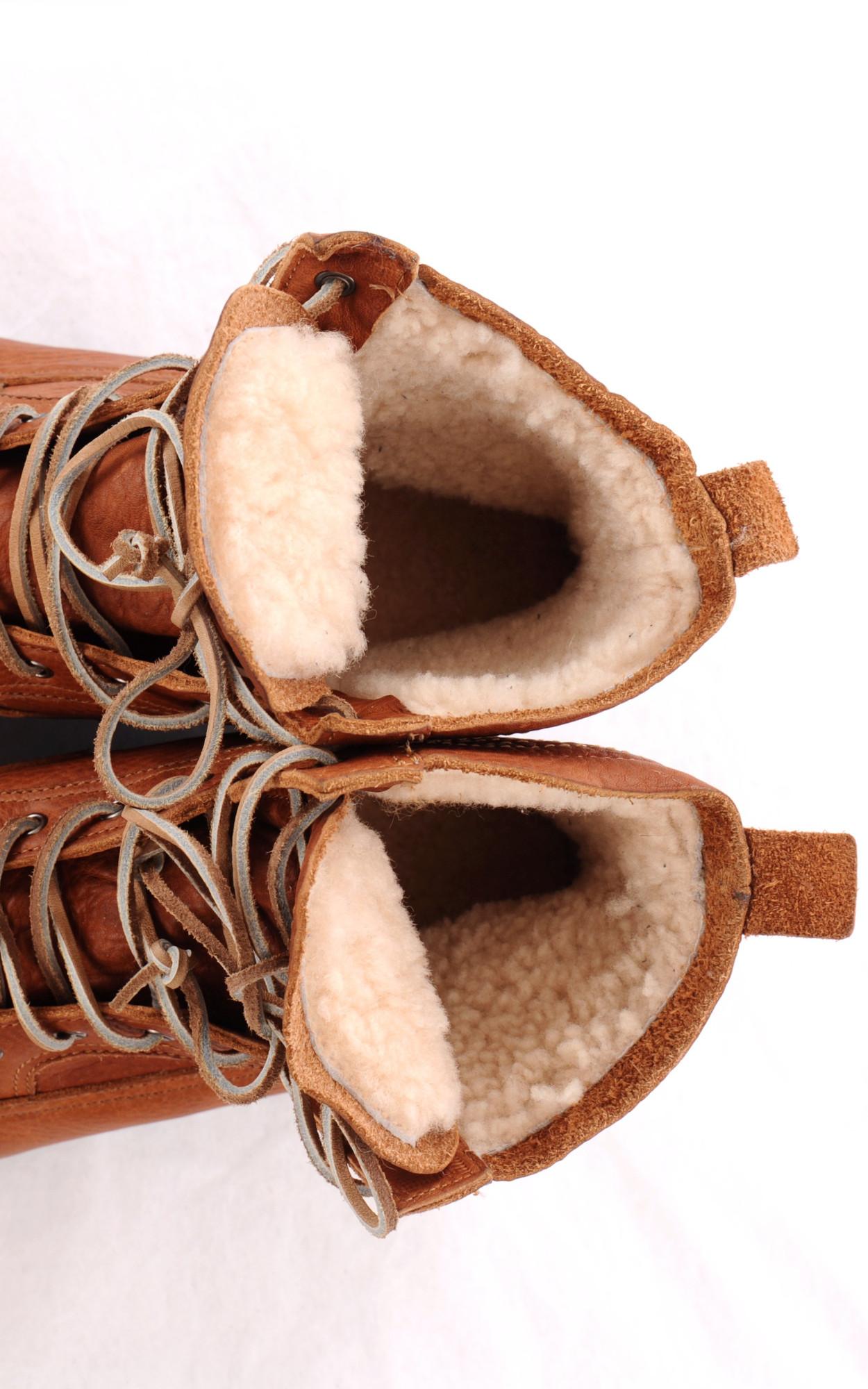 Boots Homme Chaudes Mouton