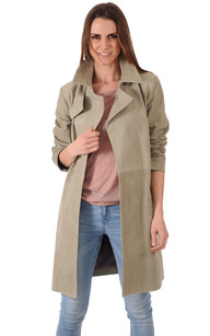 Veste Longue Style Trench1