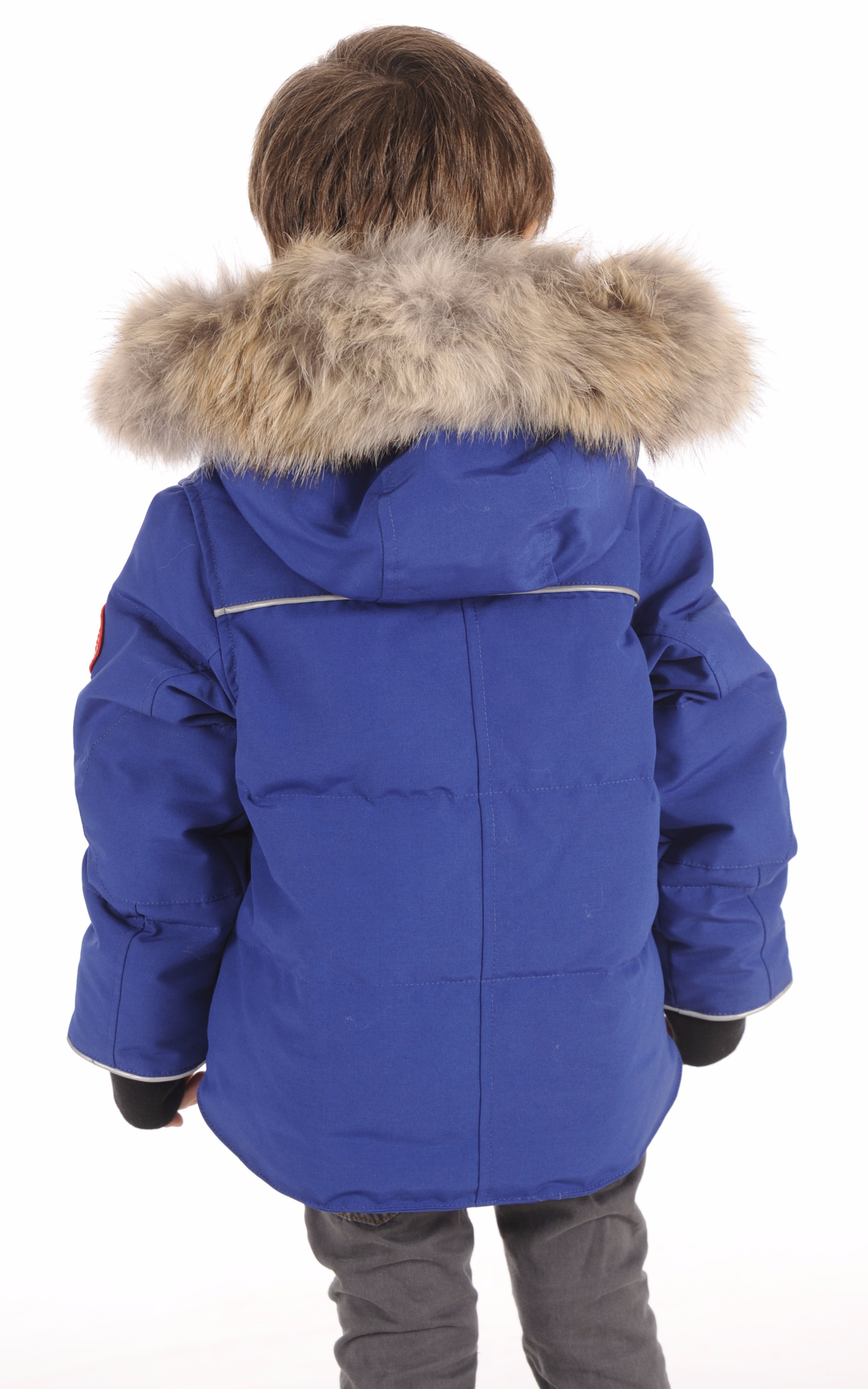 Parka SNOWY OWL Pacific Blue Canada Goose