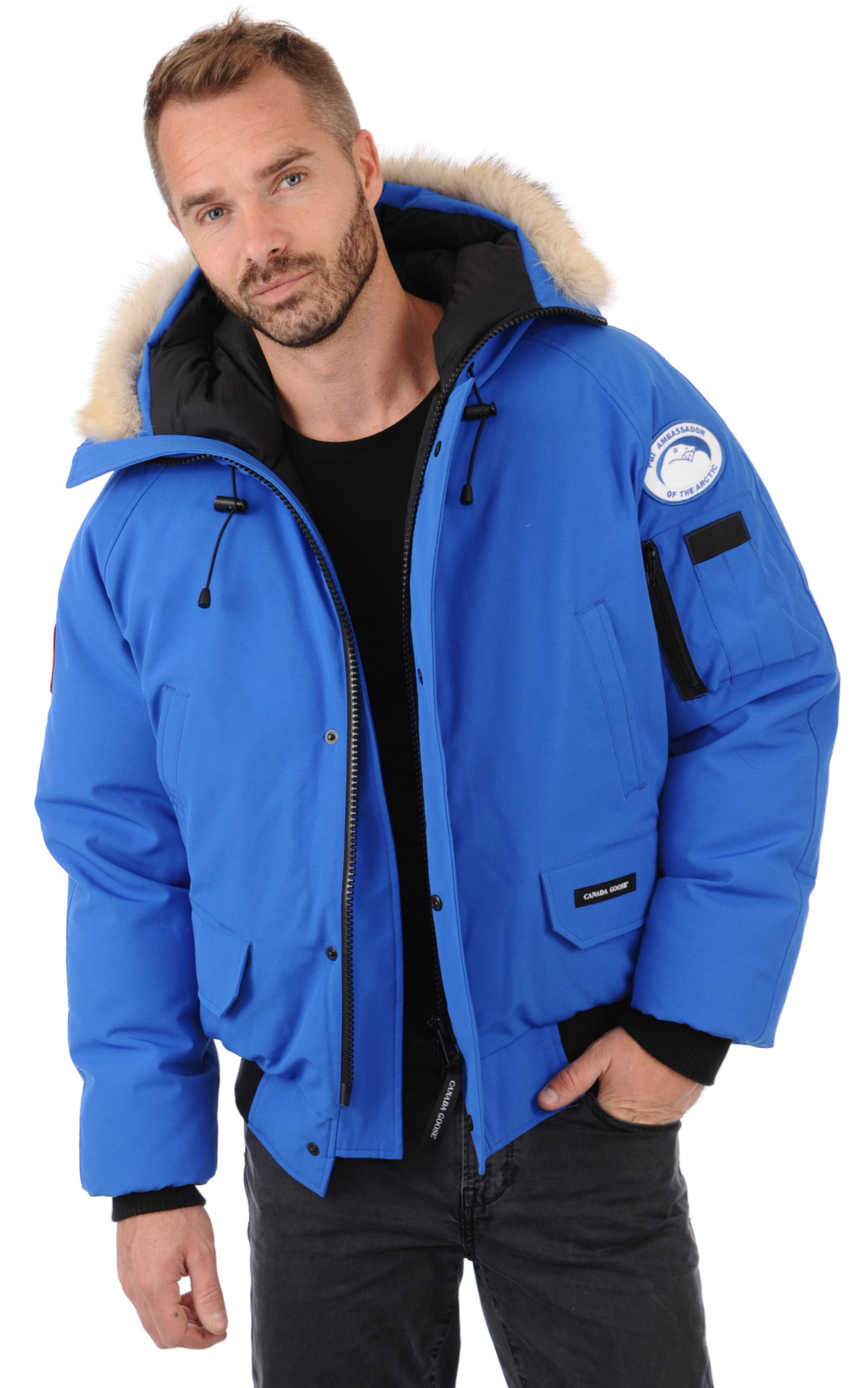 chilliwack canada goose homme