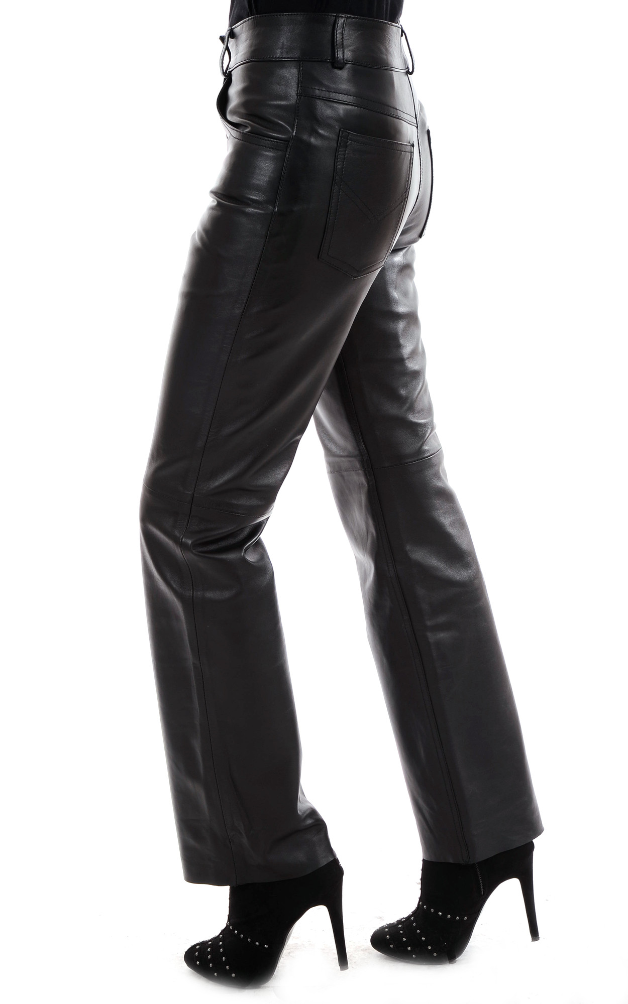 Pantalon Cuir Coupe 501