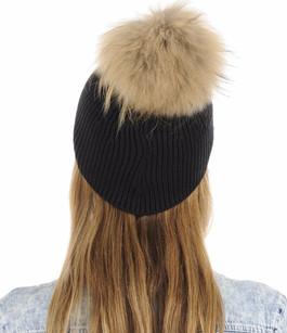 Bonnet Eze noir Pyrenex