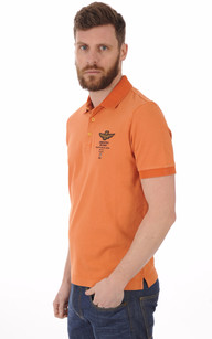 Polo Orange Comando Squadra Aerea