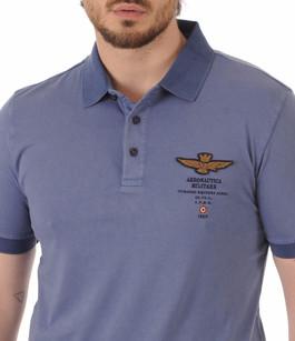 Polo Blanc Comando Squadra Aerea Aeronautica Militare