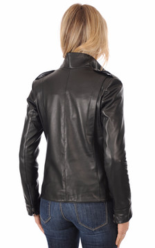 Veste Officier Coupe Confortable Femme