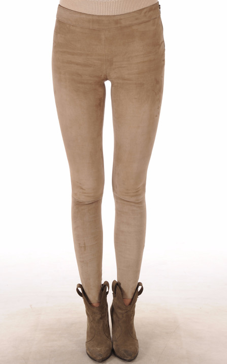 Legging en cuir pour femme   La Canadienne beb01dfbcb4
