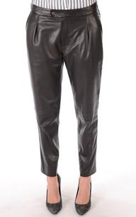 Pantalon Chino Cuir1