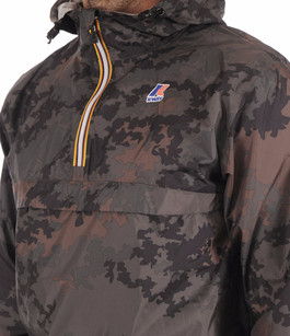 Imperméable LE VRAI 3.0 LEON Graphic K-Way