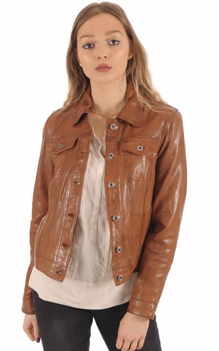 decdea406909b8 Redskins Femme | Blouson cuir, veste en cuir, doudoune et parka Redskins