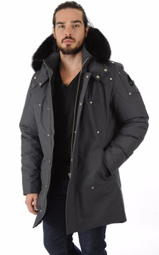 Parka Stirling gris anthracite1
