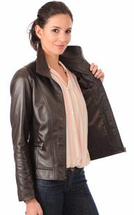 Blouson Femme Coupe Confortable