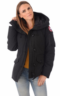 Parka Montebello Black1